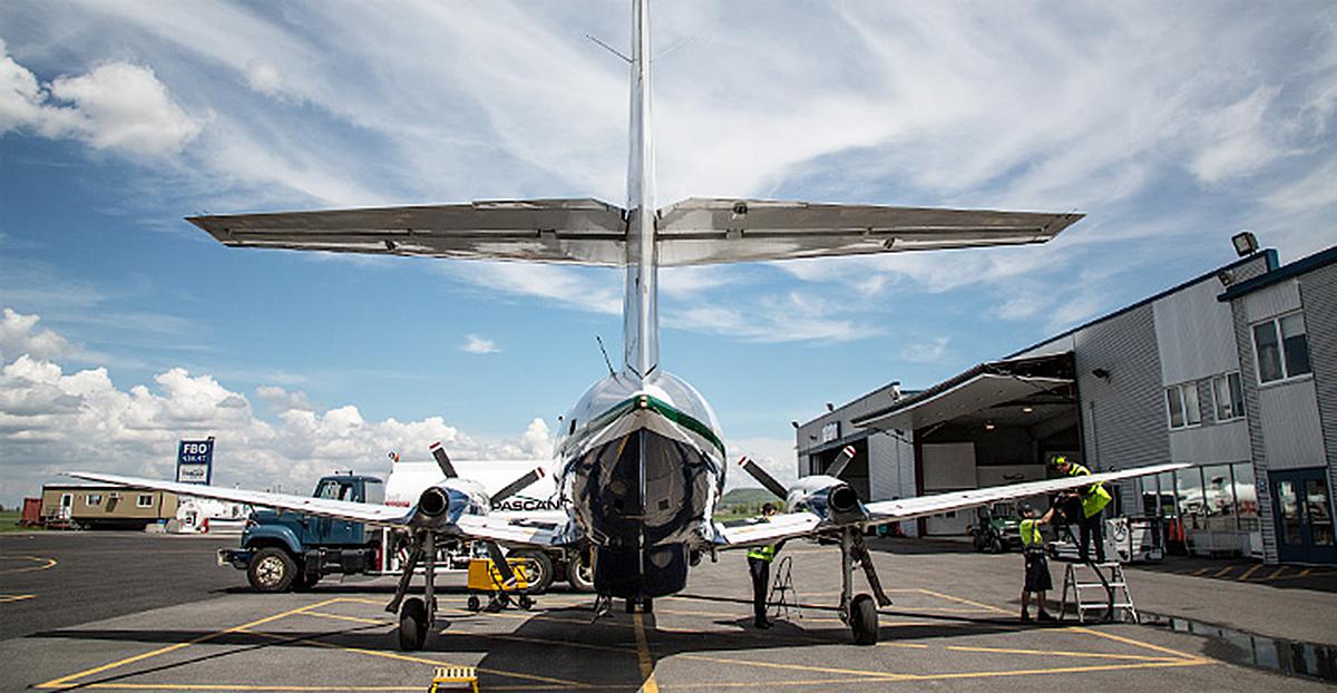 Coût d'un billet d'avion pour un vol régional : 55 % plus élevé au Québec