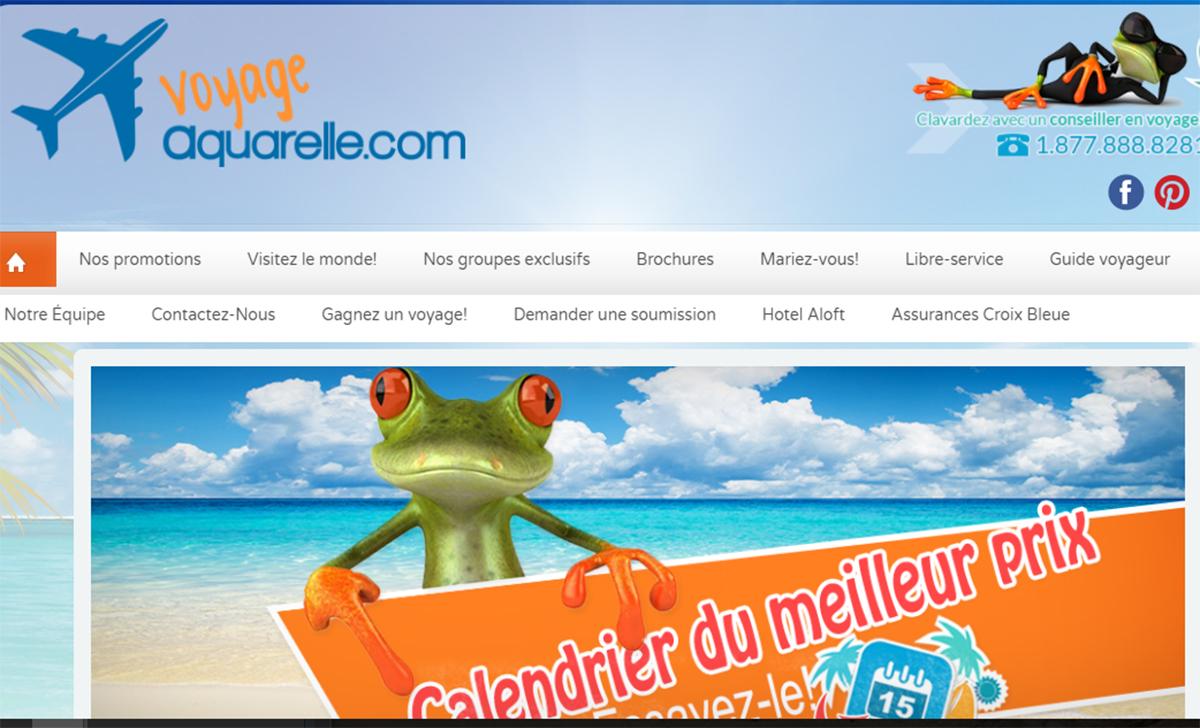 Un partenariat entre Voyageaquarelle.com et Célébritours