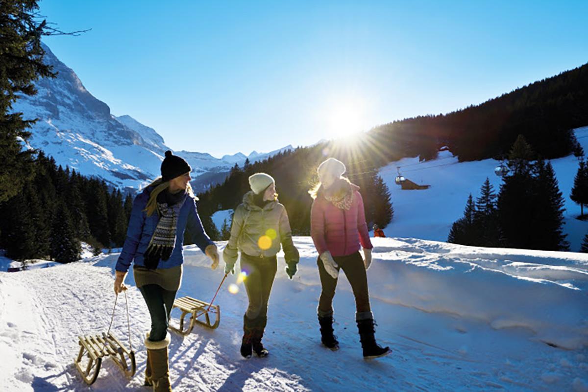 Suisse Tourisme rapporte un hiver 2016-2017 sous le signe du succès