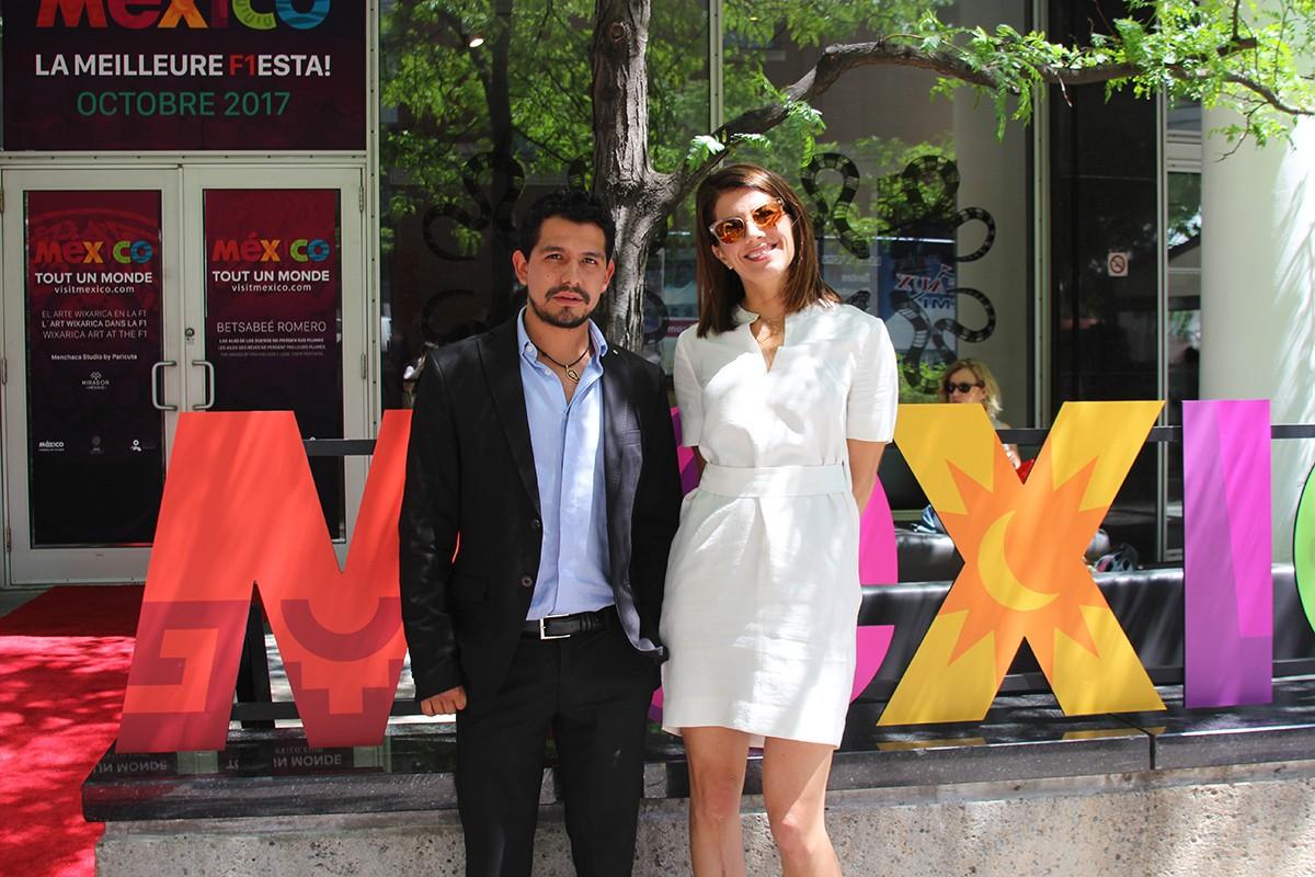 Le Mexique au cœur du Grand Prix