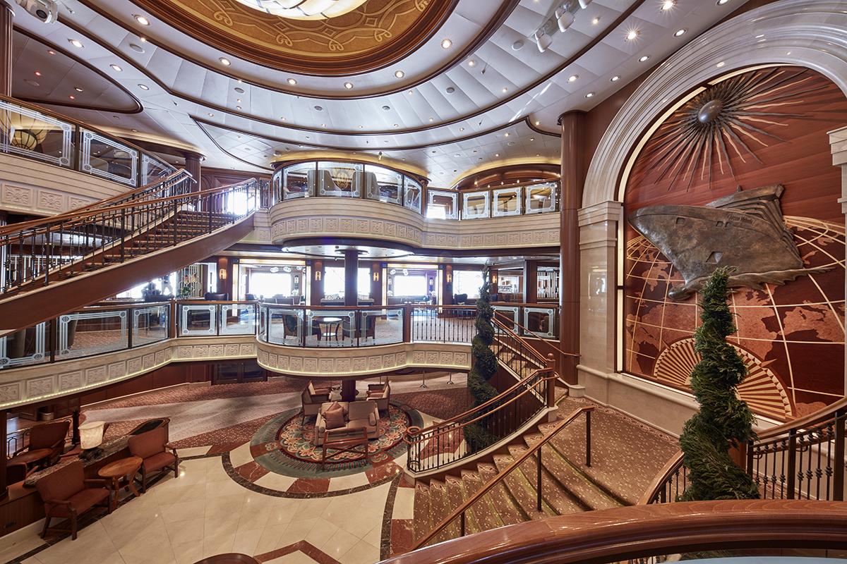 Cunard complète les rénovations de 40 millions $ du Queen Victoria