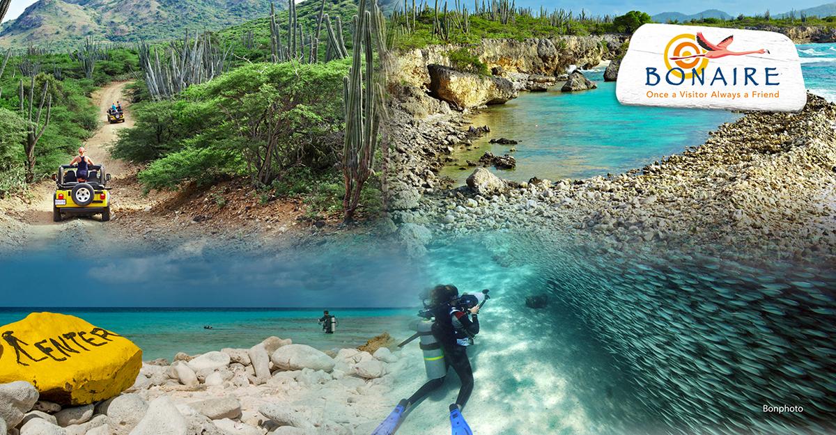 Sunwing ajoute Bonaire à sa liste de destinations Soleil!