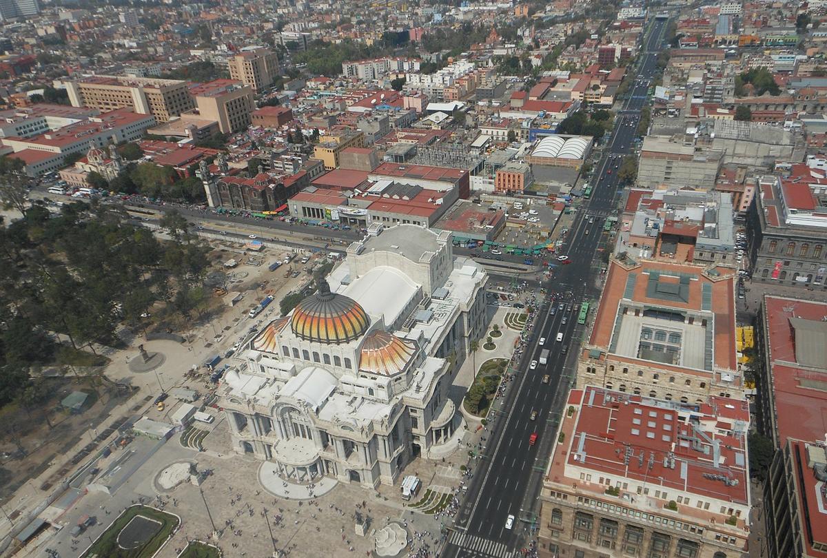 Le groupe Barceló Hotel débarque à Mexico City