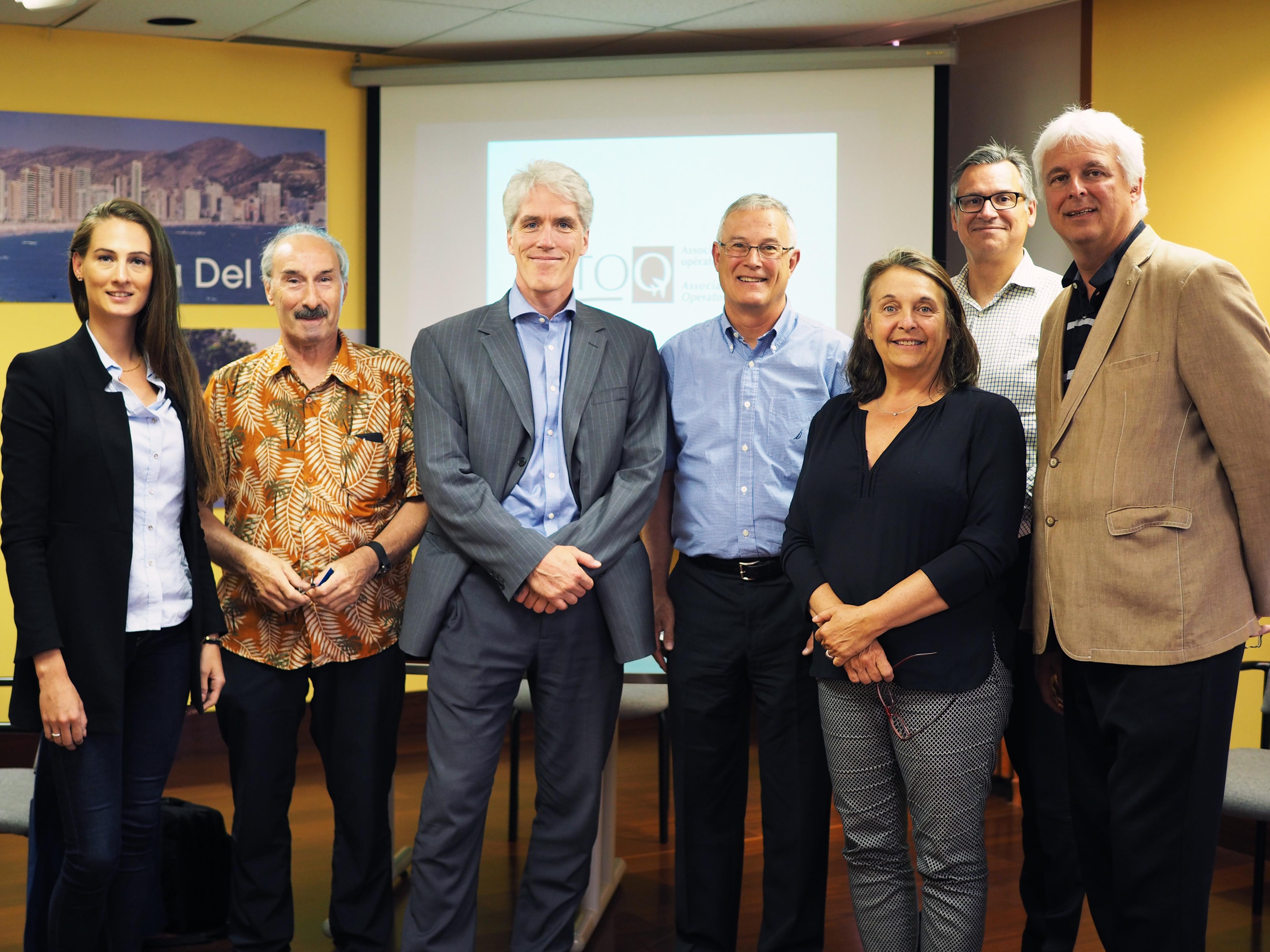 Assemblée générale de l'ATOQ: des avancées importantes pour les tours opérateurs