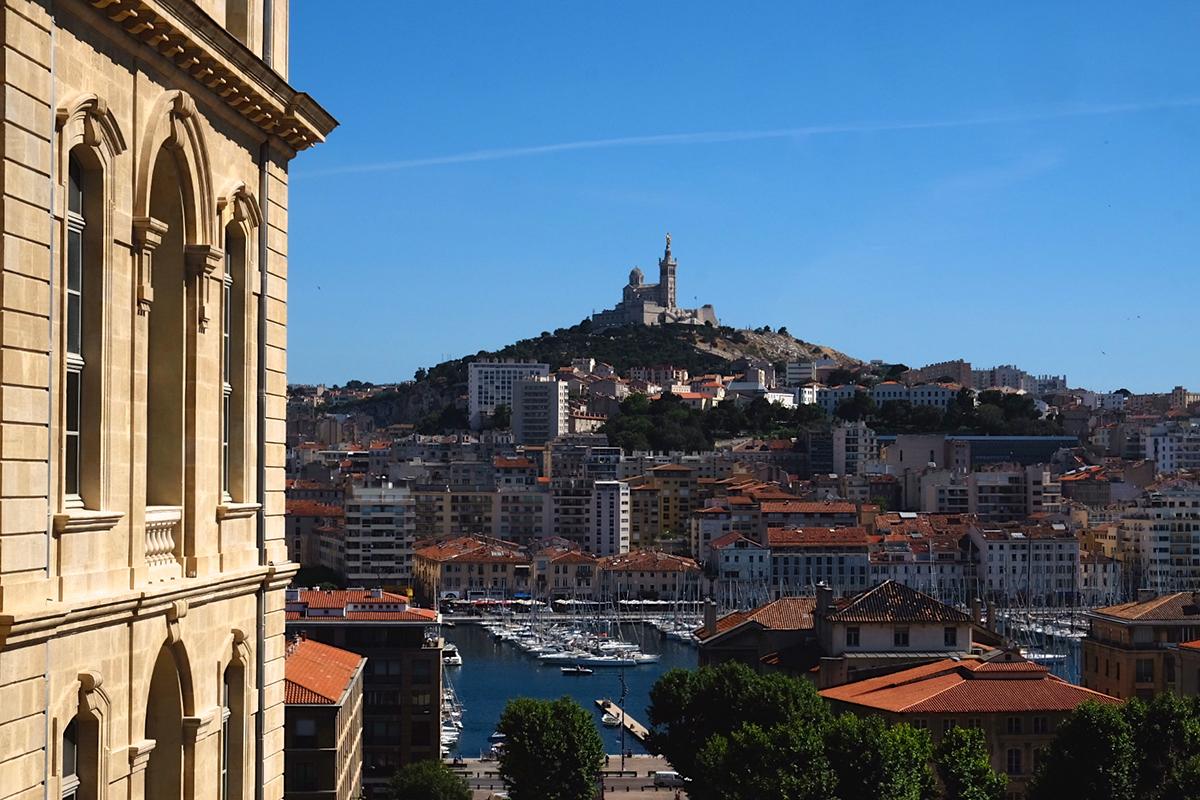 Marseille, sereine et plus belle que jamais !