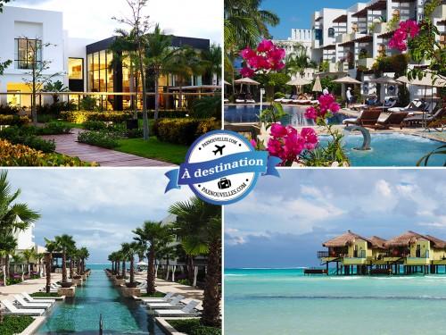 6 hôtels de luxe absolument irrésistibles sur la Riviera Maya