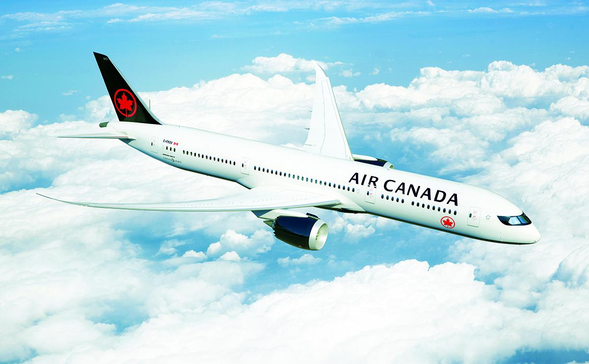 Air Canada est nommée meilleur transporteur aérien en Amérique du Nord par Skytrax World Airline Awards au Salon de l'aéronautique de Paris