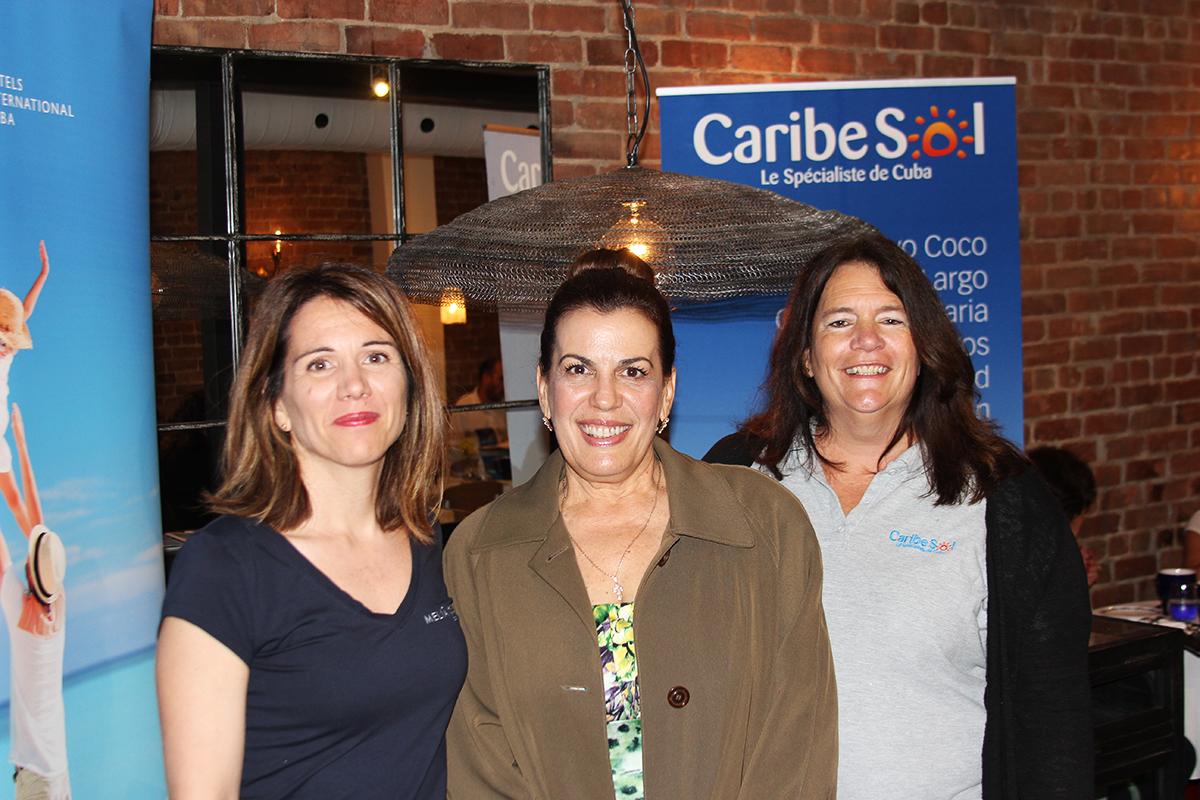 Cayo Largo, en visite à Montréal