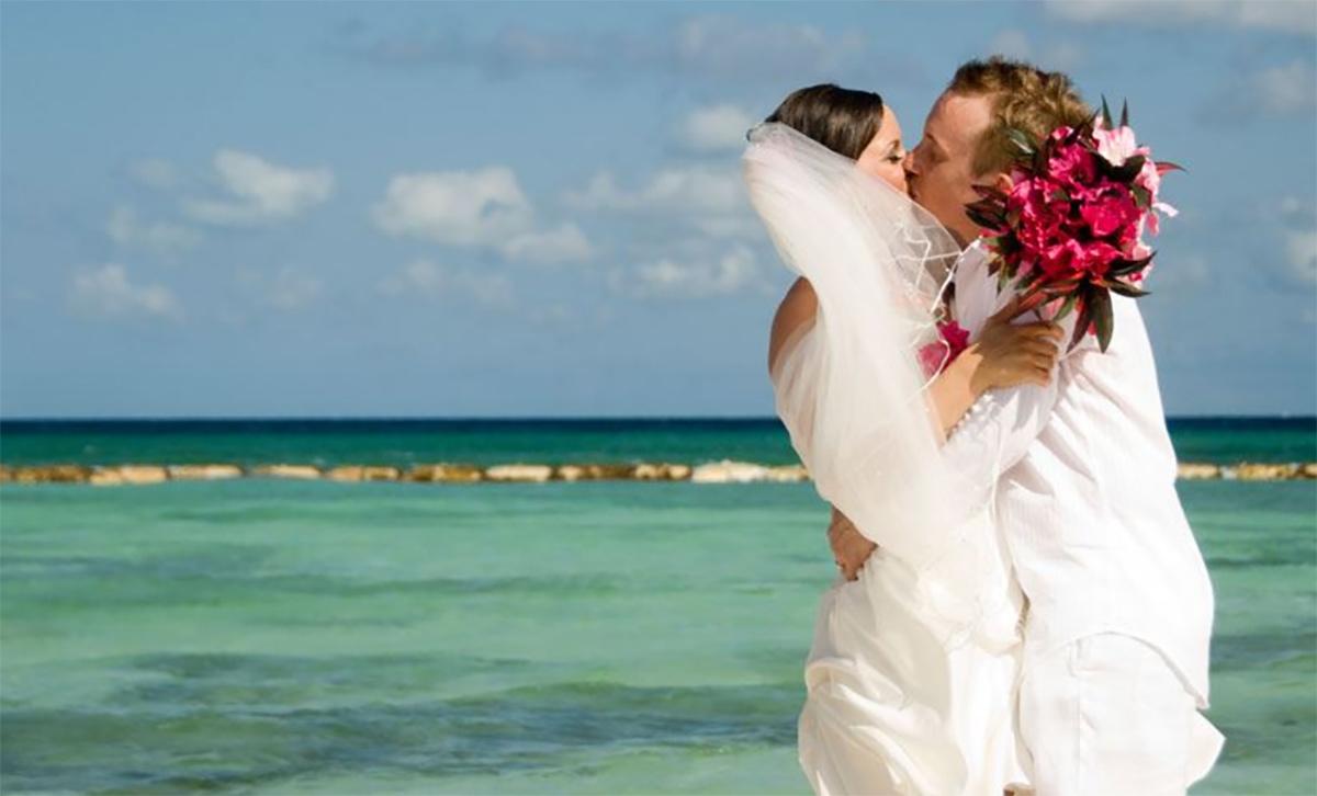 Les couples peuvent désormais se marier spontanément chez Grand Velas