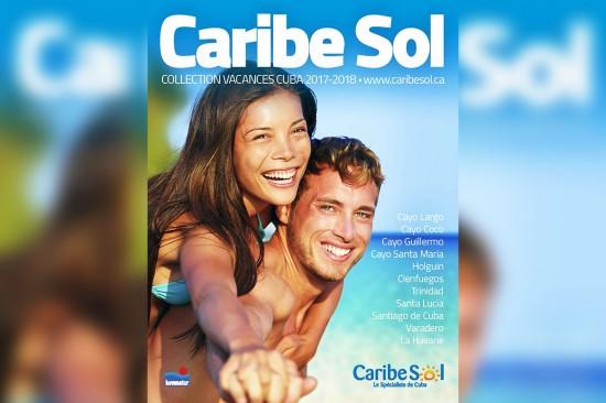 Dévoilement de la brochure Vacances Cuba 2017-2018 de Caribe Sol