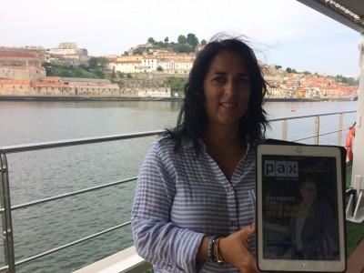 En direct de Porto sur le Douro