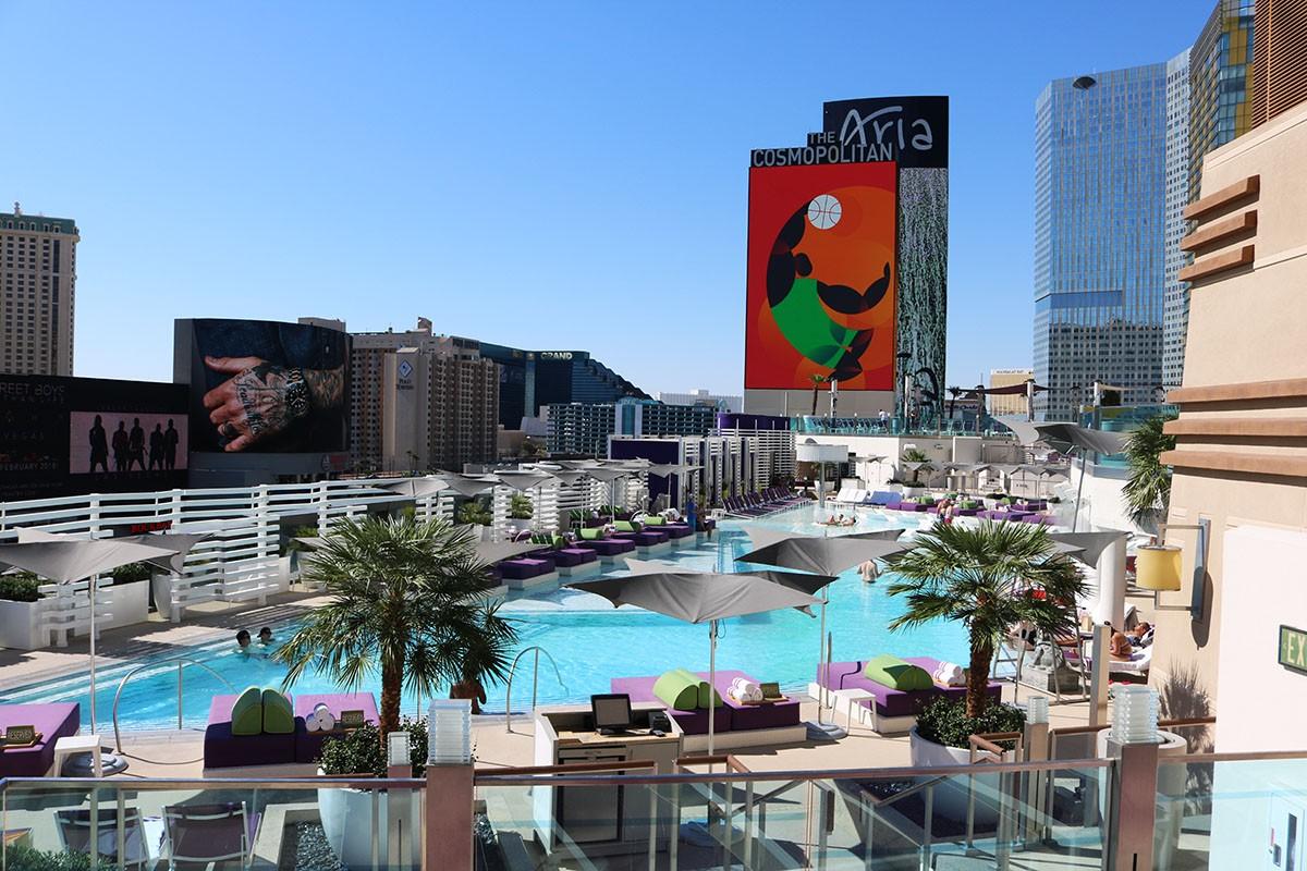 PAX à destination : Las Vegas pour les amateurs de sport