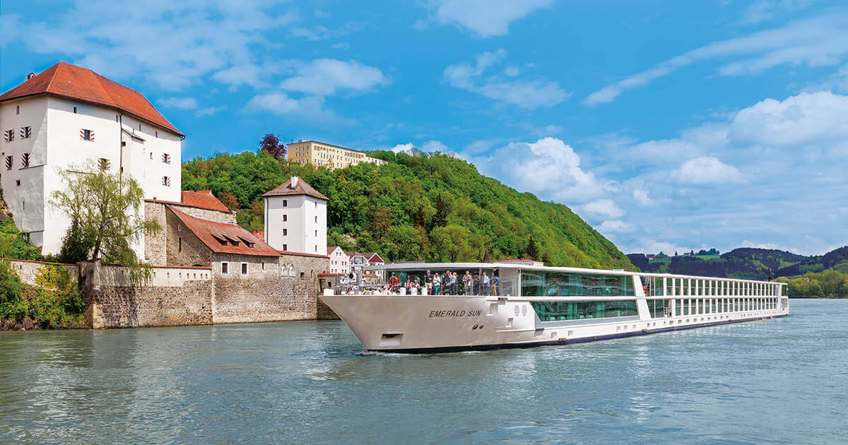 Emerald Waterways bonifie son programme de divertissement