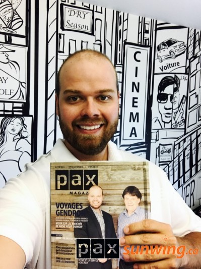 #paxmagazine #chandailpax