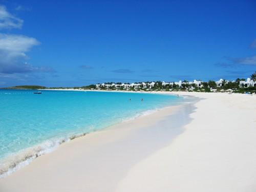 Anguilla, meilleure île des Caraïbes selon Travel+Leisure
