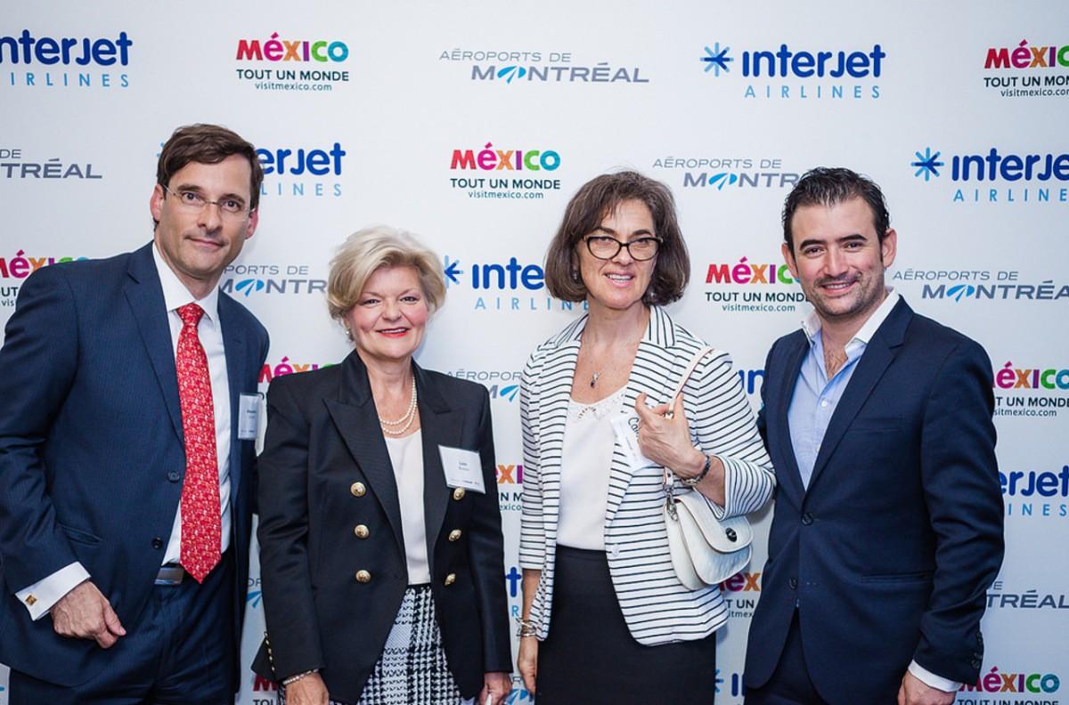 Avec Interjet, Montréal devient la ville canadienne la plus connectée au Mexique