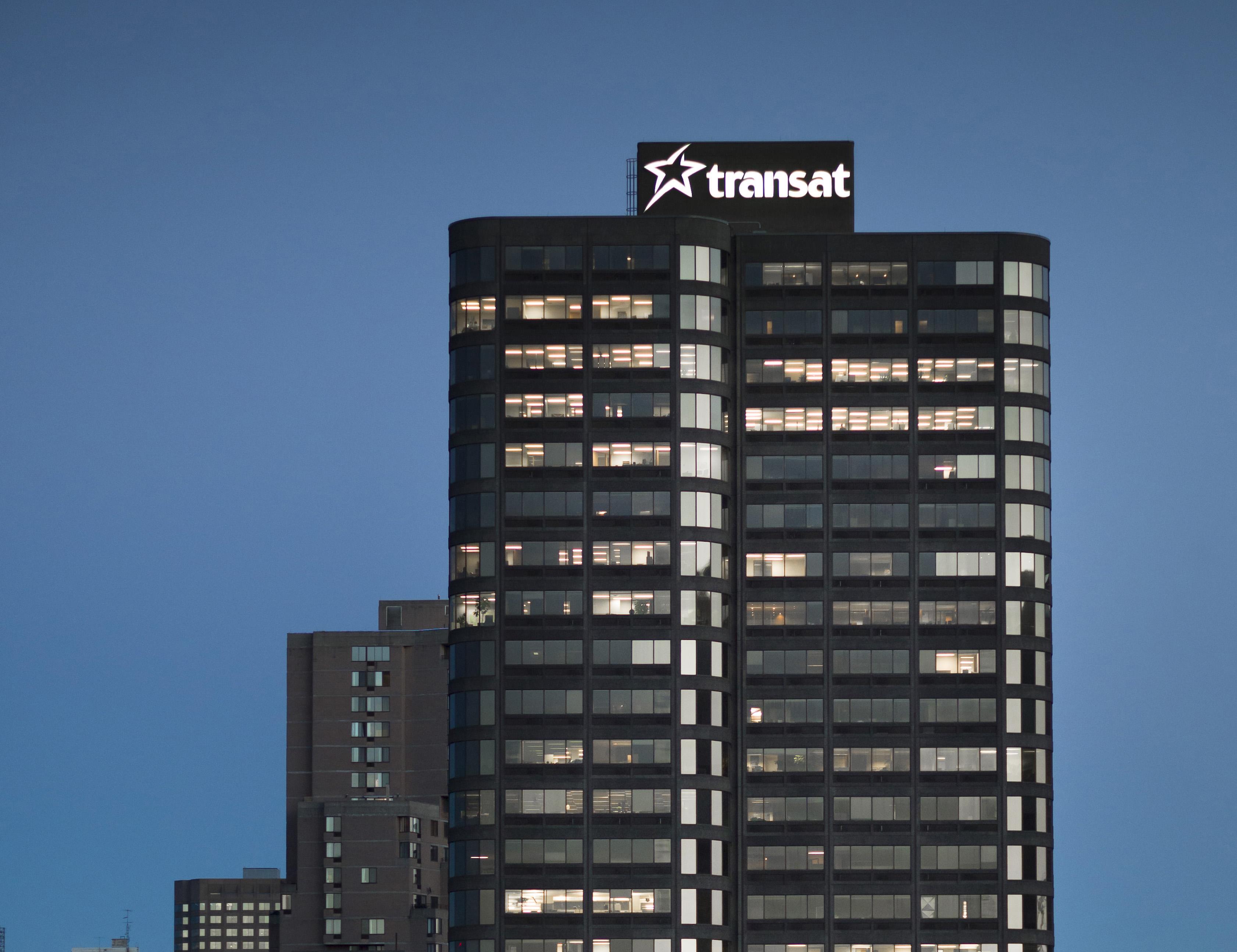 Transat lancera sa propre chaîne hôtelière
