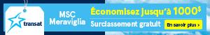 Transat - Standard banner (mobile) - July 19