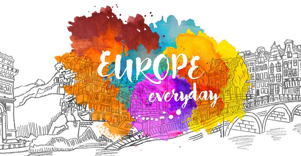 L'Europe à l'année avec Contiki