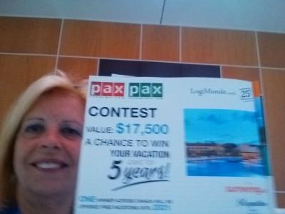 Voilà je suis la prochaine gagnante!!!!!!!