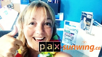 Je suis prête a partir, merci Pax Nouvelles!!!