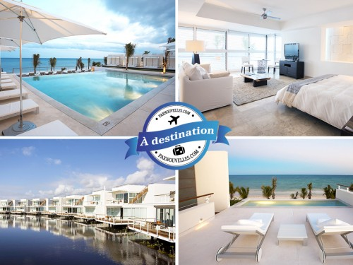 Le grand luxe sur la Riviera Maya : séjour au Blue Diamond