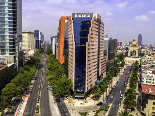 Barceló inaugure son nouvel hôtel à Mexico City