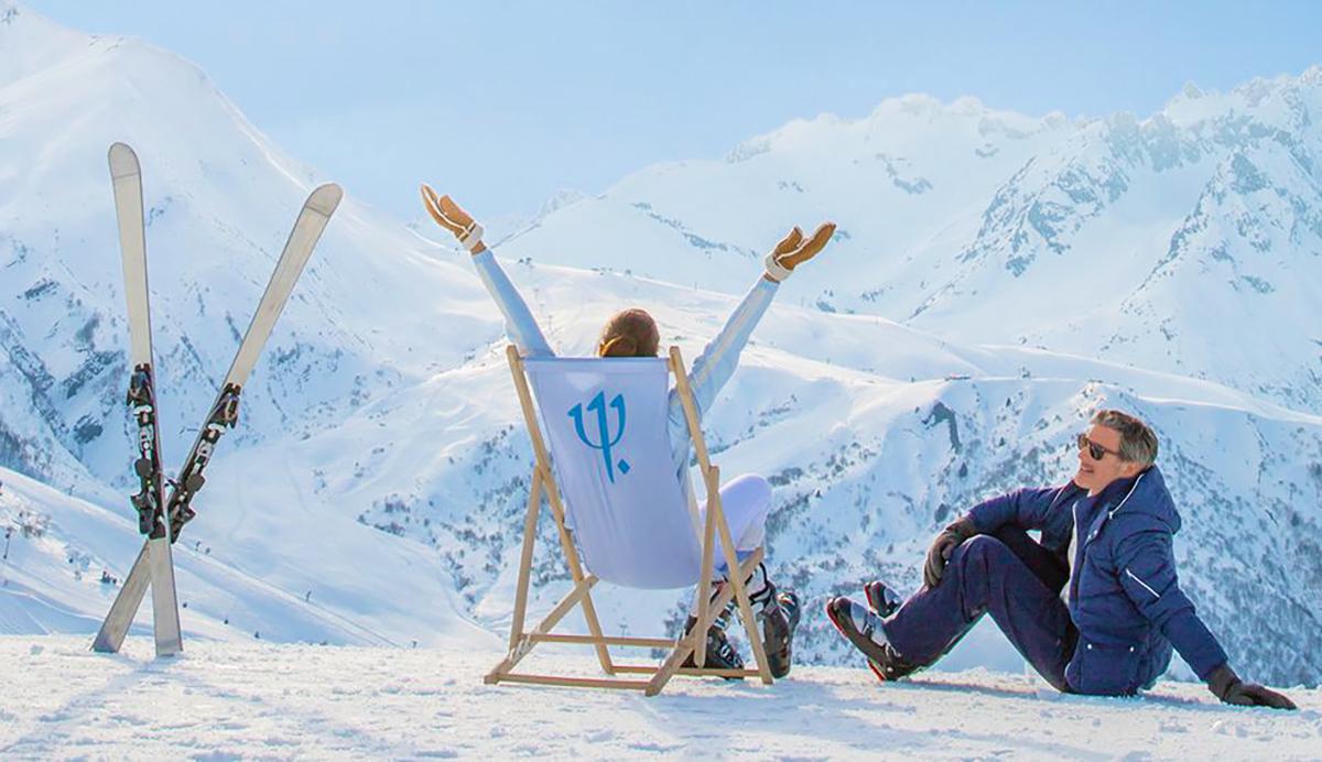 Club Med fait la promotion de ses forfaits ski dans les Alpes