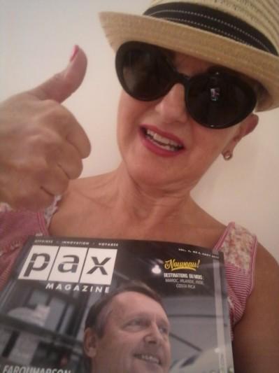 Ma référence, c'est PAX Magazine!!