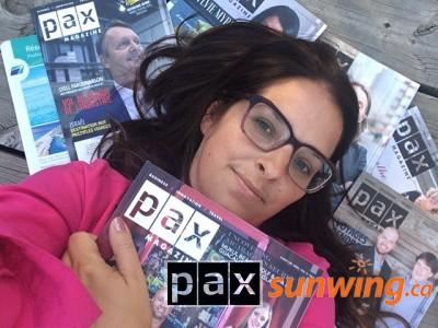 Jamais sans mon Pax!!!!!