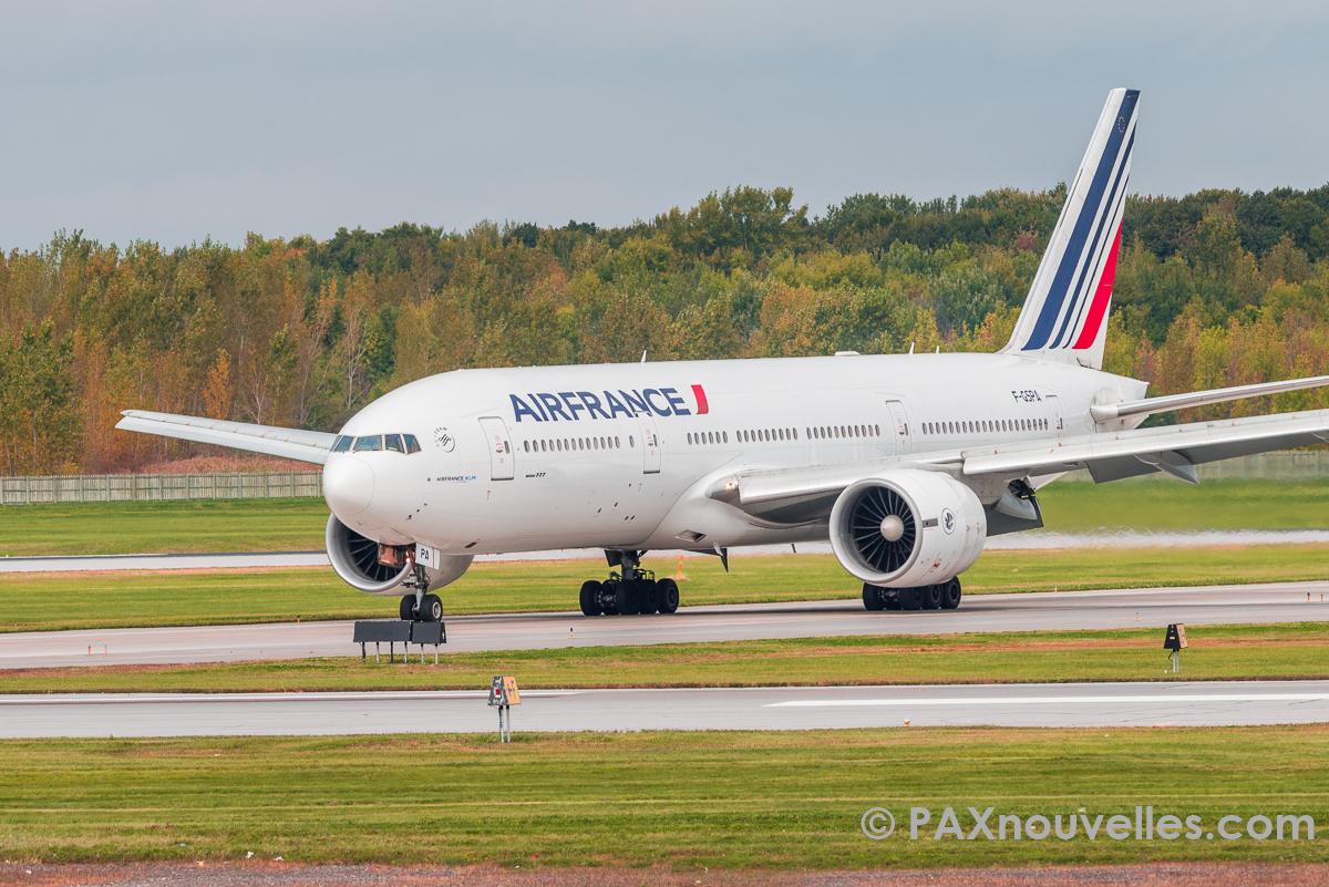 OTC : Air France pourra relier la Polynésie française et le Canada