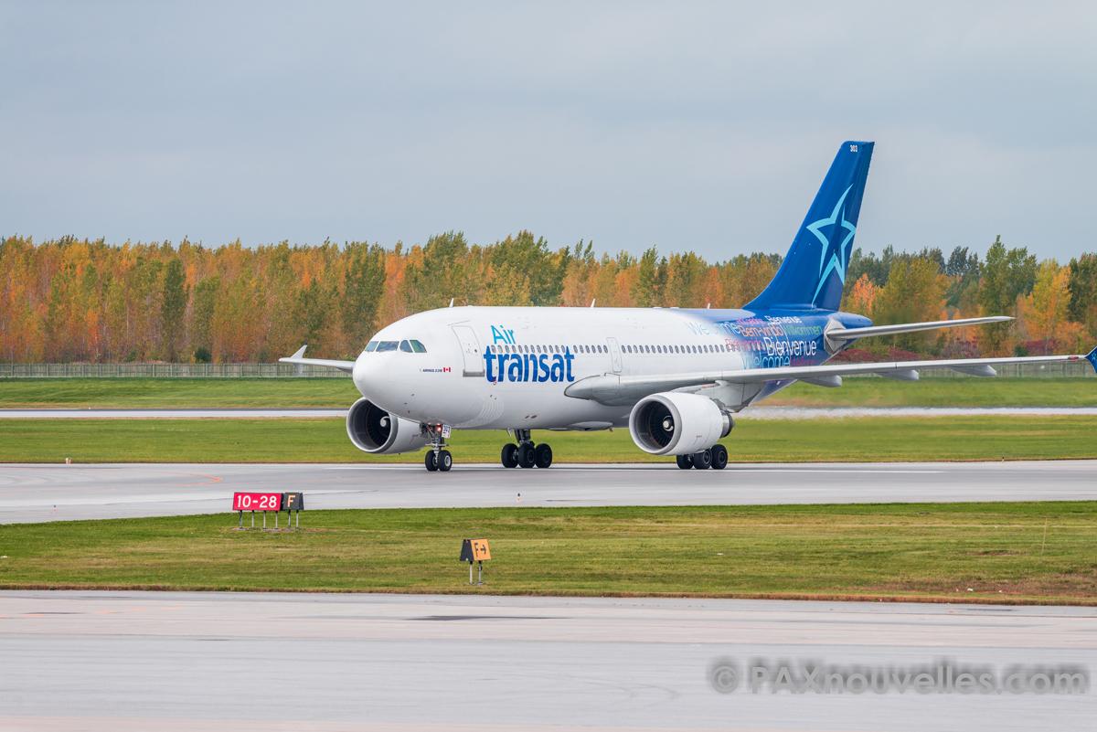 Avion immobilisé à Ottawa : les passagers d'Air Transat seront indemnisés
