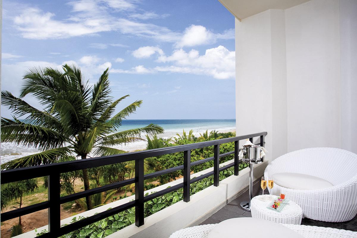 Sri Lanka : Centara Ceysands Resort & Spa comme point de chute idéal