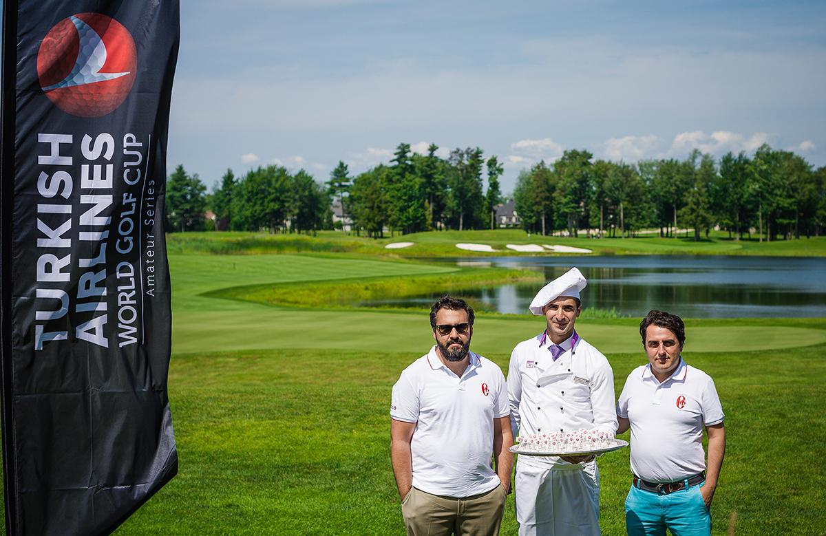 La Turkish Airlines World Golf Cup passe à nouveau par le Québec