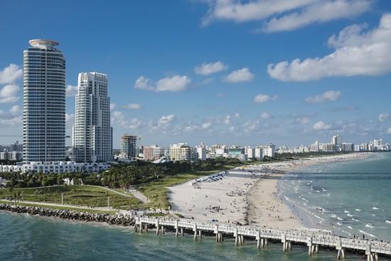 1er semestre 2017: la Floride toujours aussi populaire