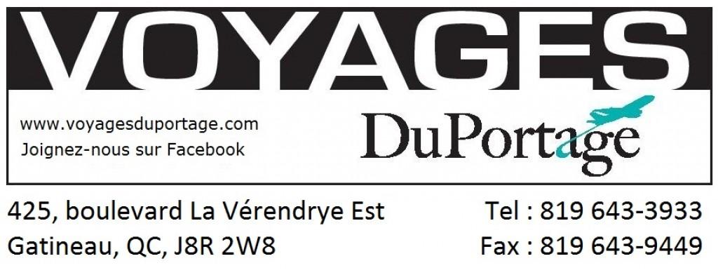 Voyages du Portage
