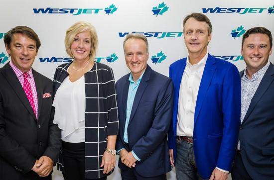 WestJet tient sa réunion nationale des ventes à Montréal