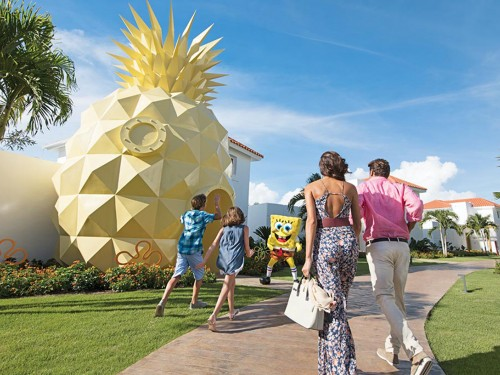 Nickelodeon Hotels & Resorts: le paradis pour les familles