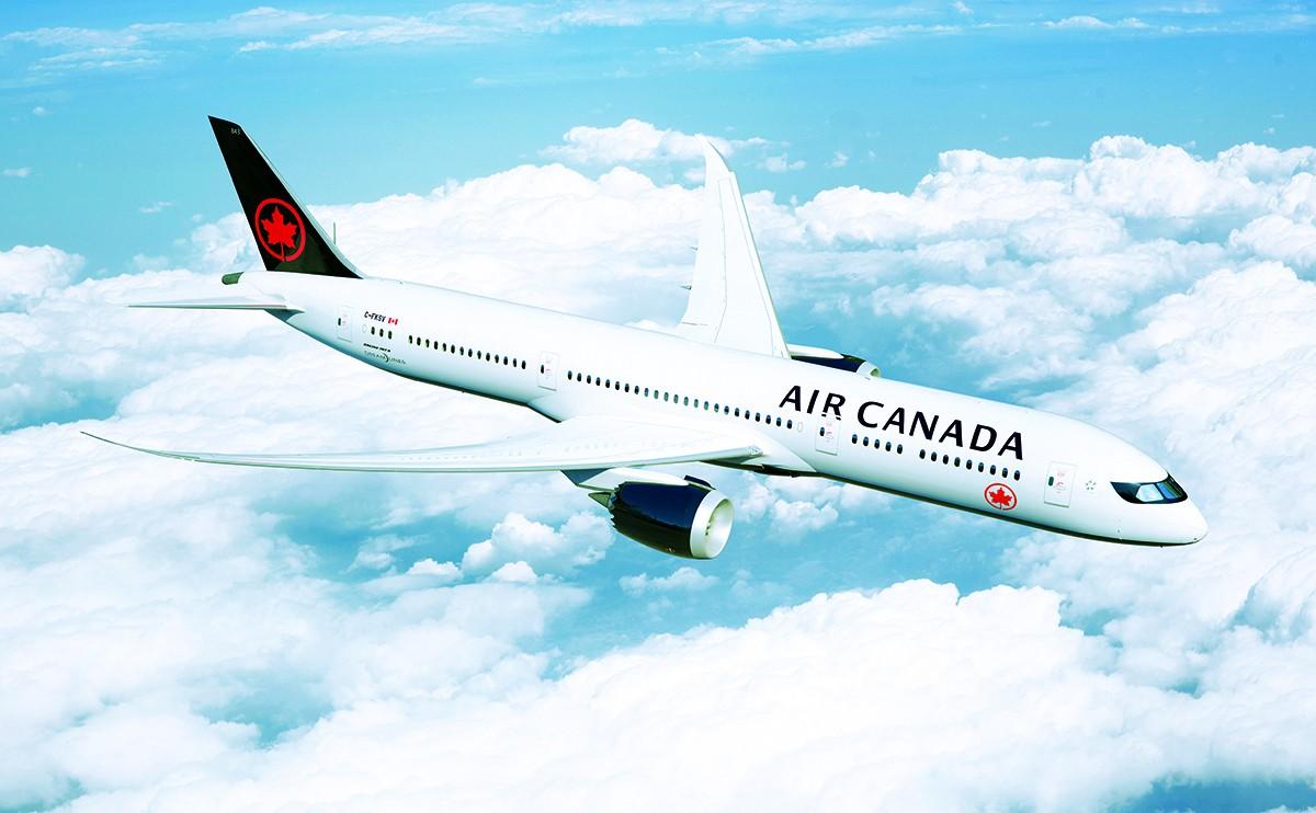 Air Canada lance un service sans escale entre Montréal et Tokyo