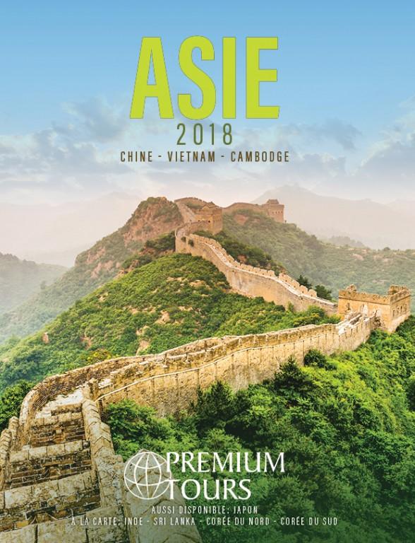Asie 2018