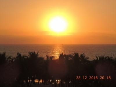 Couchée de Soleil à Riviera Nayarit !