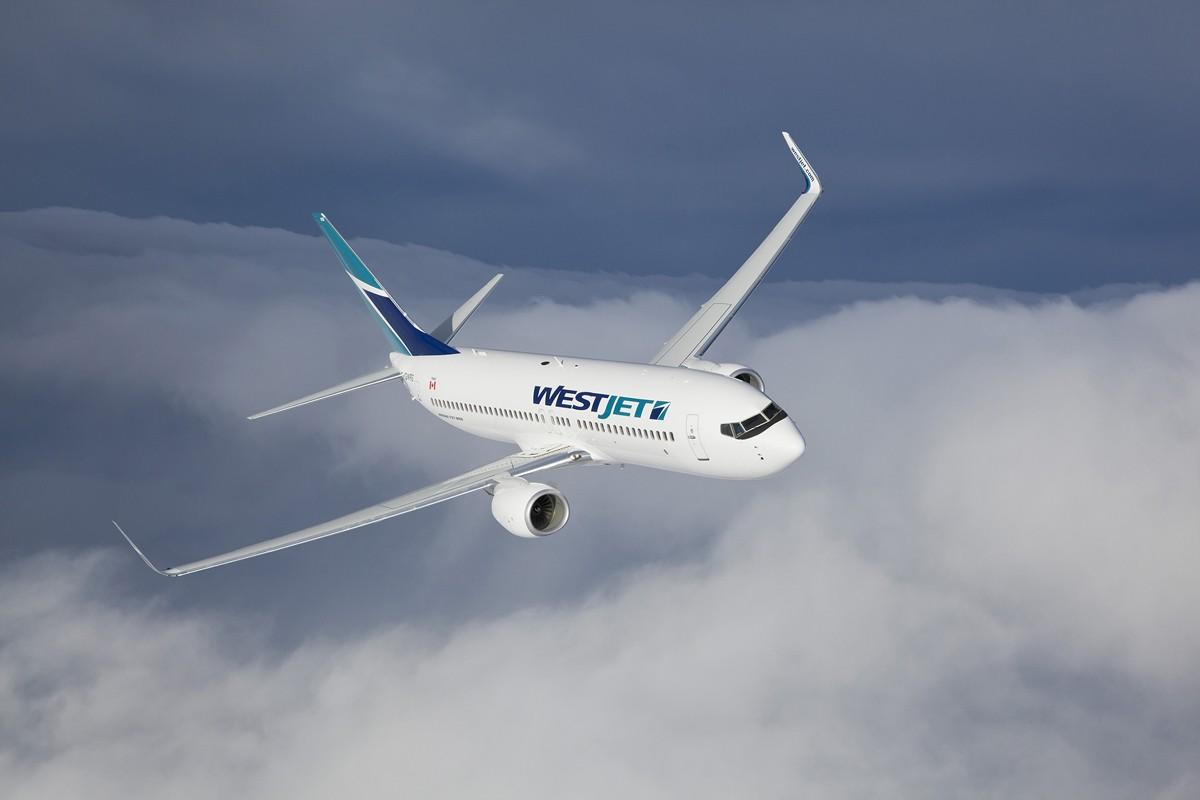 WestJet a accueilli un nombre record de passagers en août