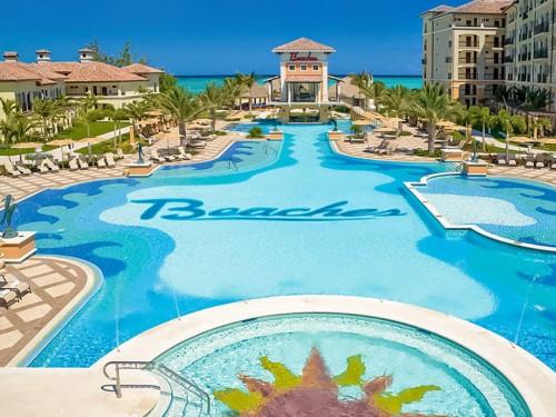 Le Beaches Turks & Caicos fermé jusqu'en décembre