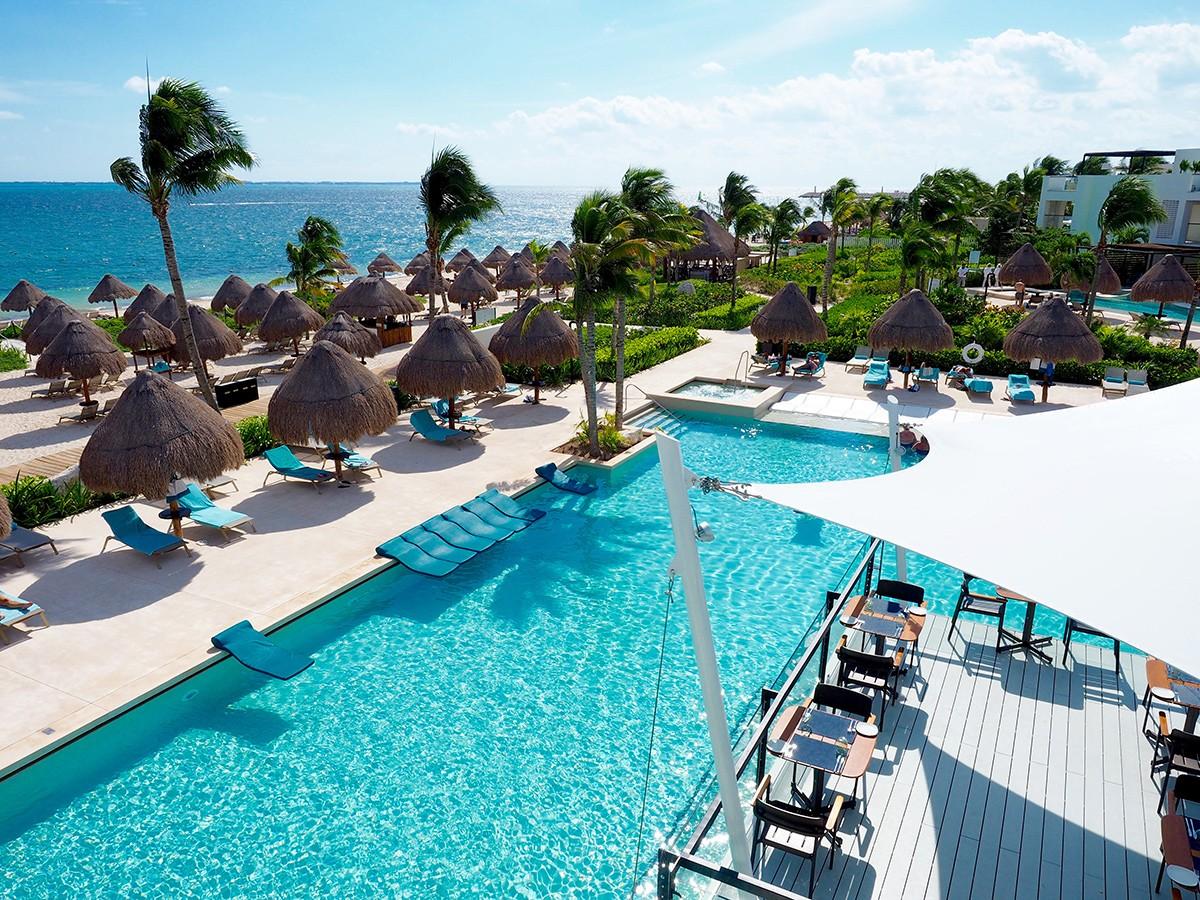 5 hôtels du Sud pour... découvrir la Playa Mujeres