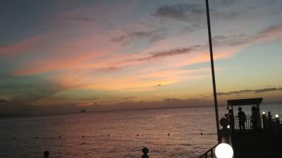 Jamaica ya man! Enjoy the sunset