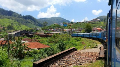 Le plus beau voyage de train au monde, Sri Lanka.