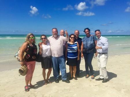 Transat revient de Cuba avec de bonnes nouvelles