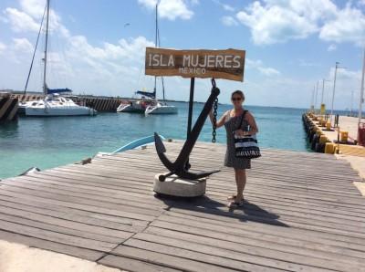 L'île des Femmes, Cancún