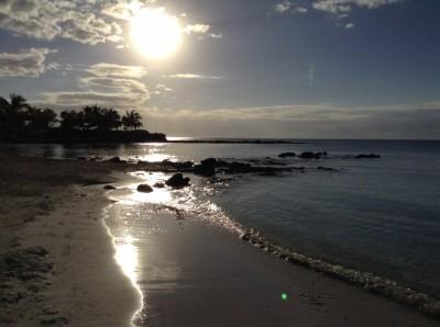 lever soleil riviera maya