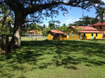 Maison où a grandit Fidel Castro